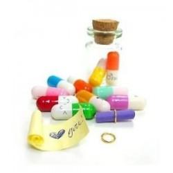 Capsule Message Bottle