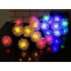 CHRISTMAS Lights RGB Multi Color LED STRING FAIRY LIGHTs
