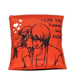 Lilone I Love You Forever and Ever Pillow | Gift Pillows to Him / Her