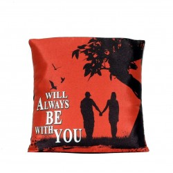 Lilone Valentine Special Couple Always Be With You Pillow Gift