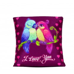 Lilone Special Parrot Couple I Love You Pillows Gifts