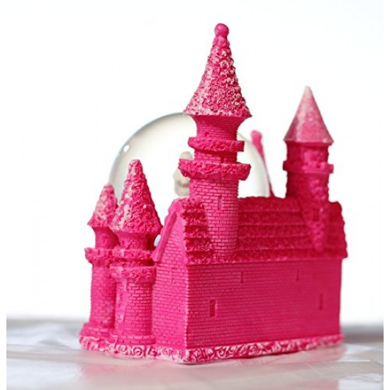 Lilone Valentine Special Pink Couple Fort Dome Showpiece Gift