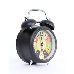 Lilone Alarm Clock Twin Bell Loud