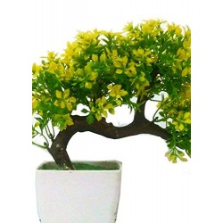 Lilone Artificial Plant Bonsai Tree with Pot