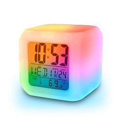 Lilone Digital Alarm Table Clock