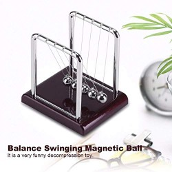 Lilone Balance Swinging Magnetic Ball |Funny Toy.