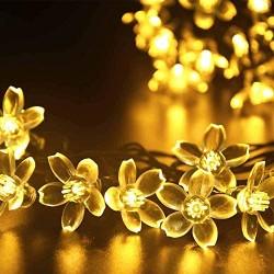 AtneP 16LED Blossom String Lights ( Warm White)